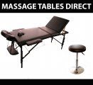 Massage Table & Stool Package